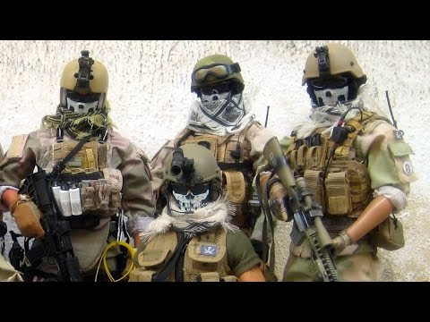 Navy Seals Face No Easy Day for Secrets of Bin Laden's Death