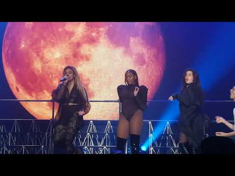 Fifth Harmony   Lonely night +  Not That Kinda Girl live Bangkok