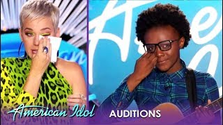 Kai The Singer: Watch Why This Girl Has All Judges In TEARS! | American Idol 2019