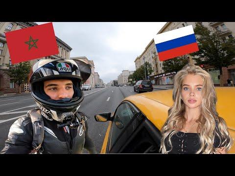 AJI NSAFROU #04  MOSCOW 🇷🇺 بايركرز برادرهود فروسيا