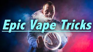Amazing Vape Smoke Trİcks performed Like a Boss! 2020