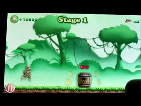 Forest Runner Android Gameplay ios