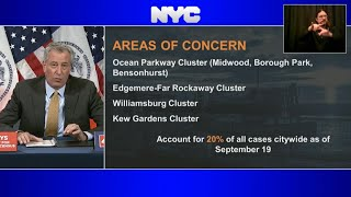 Cluster of Virus Cases in Brooklyn Needs 'Urgent Action'