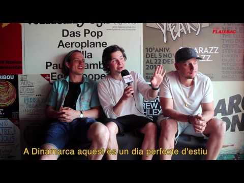 Entrevistem a Lukas Graham