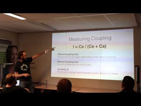 Measuring Maintainability; Software metrics explained by @dennisdegreef at @PHPAmersfoort