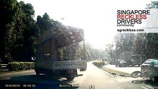 [SRD Community] Lornie Road Traffic Accident