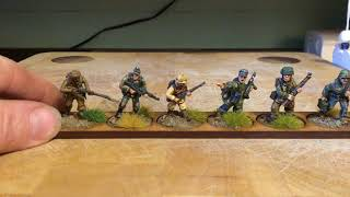 WW2 Miniatures Size Comparison (25/28mm)