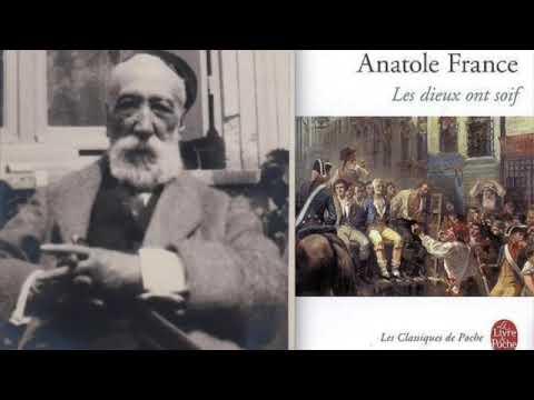 Anatole France : Les Dieux Ont Soif Lu Par Michel Bouquet (1954 / France Culture)