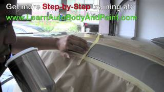How Do You Blend Paint Jobs on Car? Automotive Paint Blending Steps!