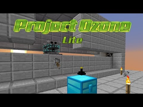 Project Ozone Lite - AUTO LOOT COLLECTION [E06] (HermitCraft Server Modded Minecraft Sky Block)