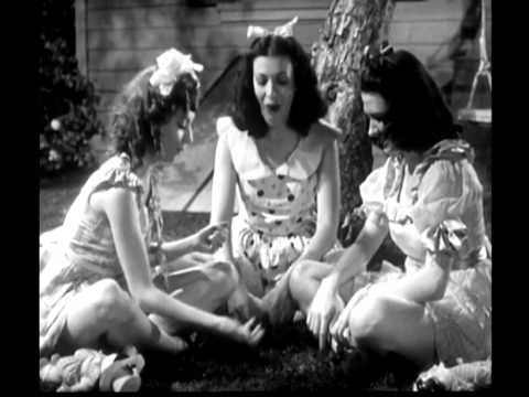 Playmates 1940s short film USA song and dance