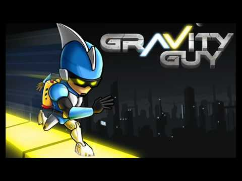 Gravity Guy - In game Music Iphone Game (Produced By Andrew DNG Gomes)