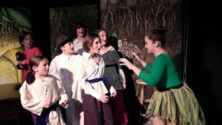 Peter Pan on stage at Sol Theatre! Thumbnail