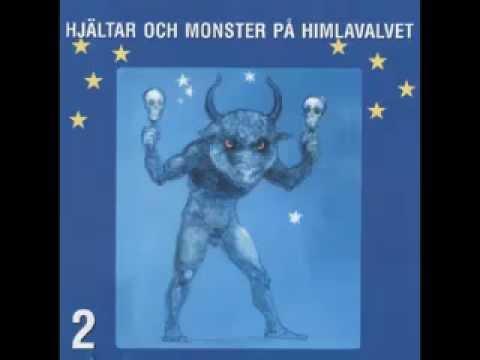 hjältar och monster på himlavalvet radioteater