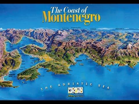 Курорты в монтенегро