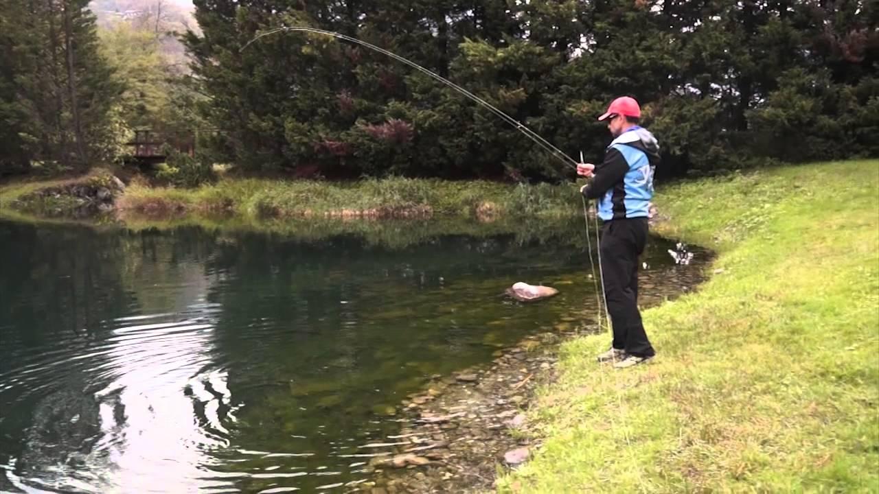 canne da pesca a mosca