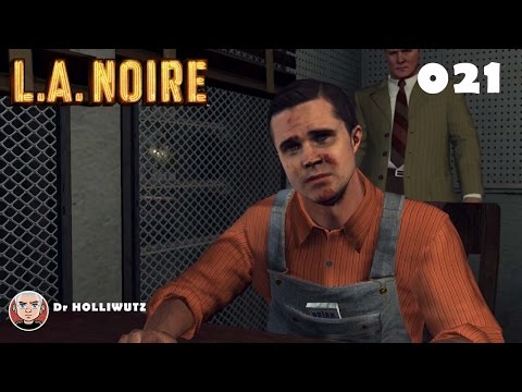 L.A. Noire #021 - James Tiernan packt aus [HD][PC] | Let's Play L.A. Noire