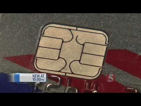 Thieves Steal Credit Card Information, Despite Chip Card Technology
