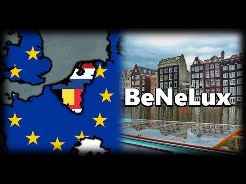 Benelux: The European Union of the European Union (Belgium, Netherlands, Luxembourg)