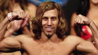 Urijah Faber Through the Years