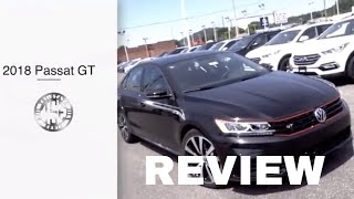2018 Passat GT Review