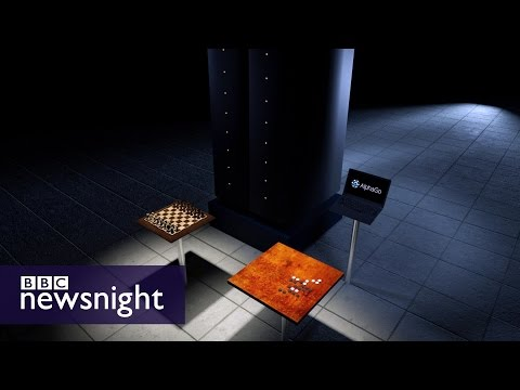 AlphaGo and the future of Artificial Intelligence - BBC Newsnight