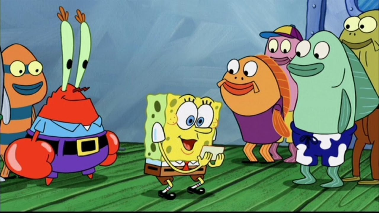cartoon live- spongebob squarepants full episodes - 24/7 live - youtube