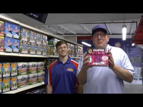 Sandusky Fireworks Superstore tour with displayfireworks1