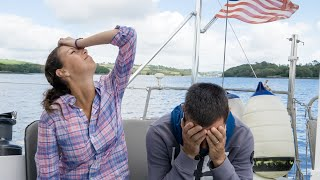 We Can't Sell Our Boat! - OR Sail it Out of England!! (MJ Sailing - Real Time Update)