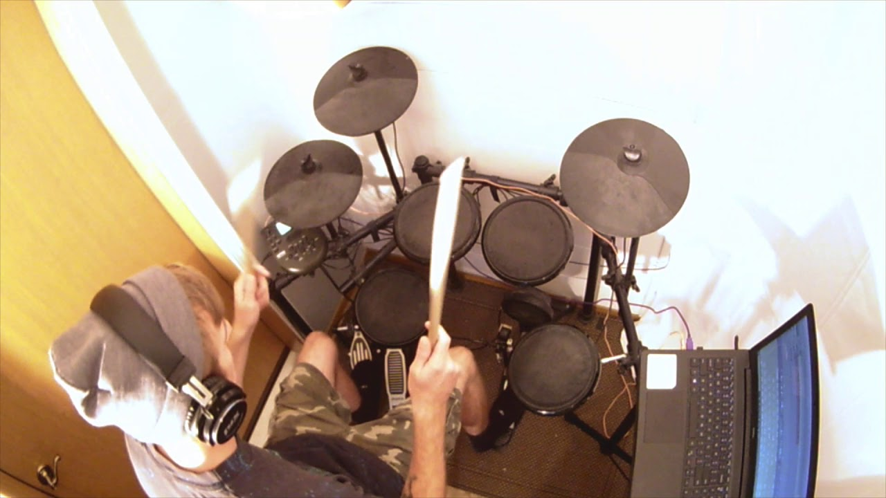 Sum 41 - Fatlip - Drum Cover - YouTube
