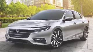 2018 Honda Insight Concept