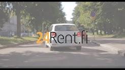 24Rent-yhteiskäyttöautot ohje