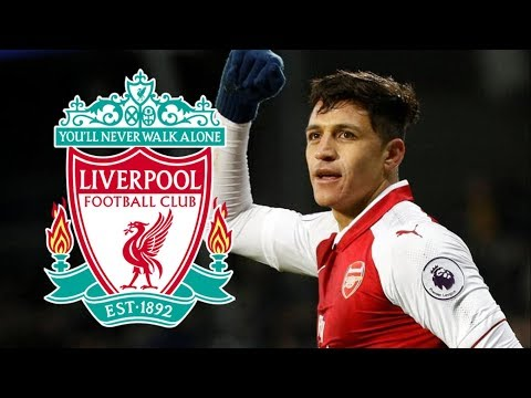 LIVERPOOL NEW FAVOURITES IN RACE FOR ALEXIS SANCHEZ!!!