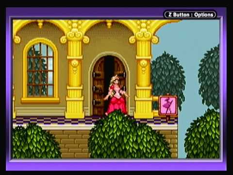 Barbie in the 12 Dancing Princesses Any% Easy Mode speedrun - 42:49