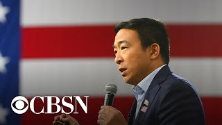 2020 Daily Trail Markers: Andrew Yang's campaign raises $10 million in 3rd quarter