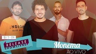 Monema no Release Showlivre - Ao Vivo