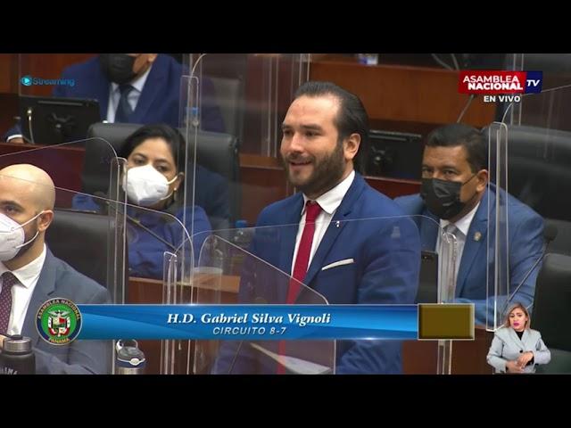 Gabriel Silva - Nueva Ley de Protección y Educación para Menores de Edad