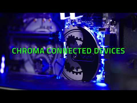 Razer Chroma Connected Devices