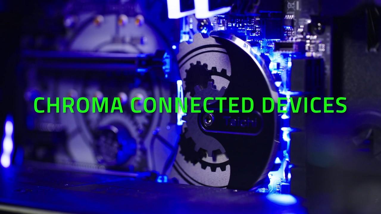 Razer Chroma Connected Devices