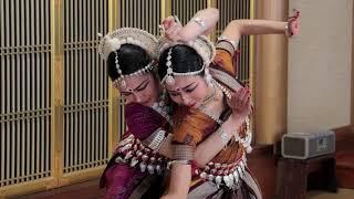 徳誓寺でインド舞踊オリッシーダンスを堪能