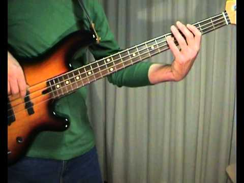 The La's - There She Goes - Bass Cover