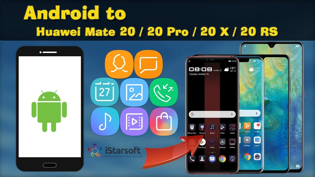 Huawei Phone Clone | How to Clone Huawei Phone Data Easily