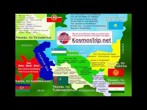 visit turkmenistan