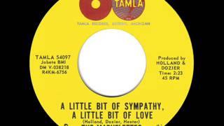 Marvelettes - A Little Bit Of Sympathy, A Little Bit Of Love (Tamla 54097) 1964