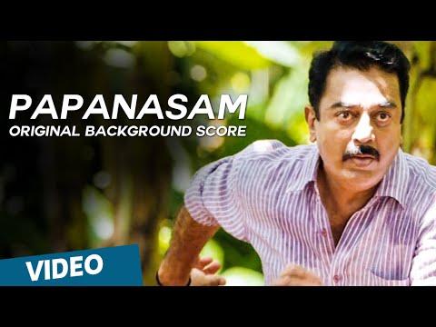 Papanasam (Original Background Score) | Kamal Haasan | Gautami | Jeethu Joseph | Ghibran | Juke Box