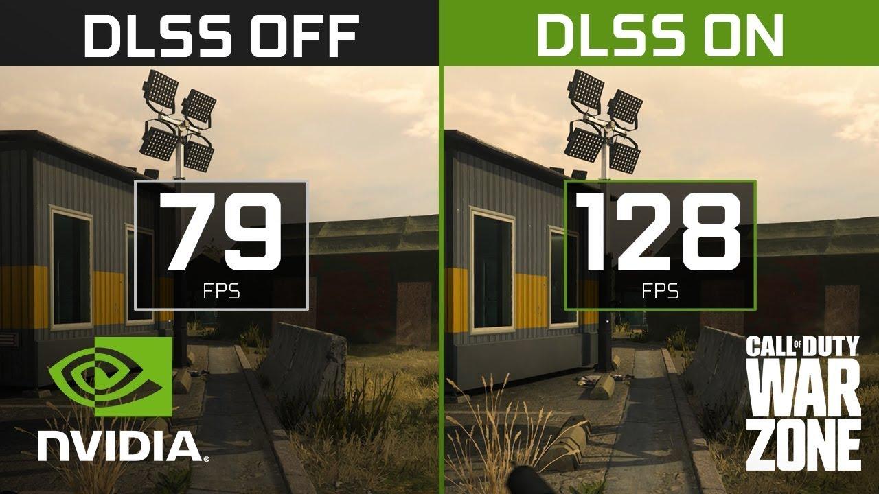 Call of Duty: Warzone | 4K NVIDIA DLSS