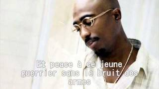 2pac Ghetto Gospel Traduction