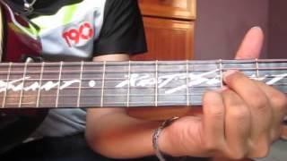 kangen band - tiba waktunya (Guitar cover by Zhai)