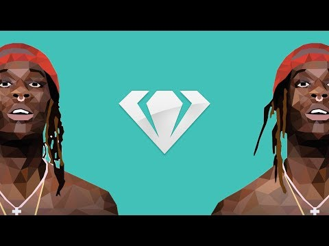 [Free] Lil Wayne x Young Thug Trap Type Beat - Blue Dollaz |
