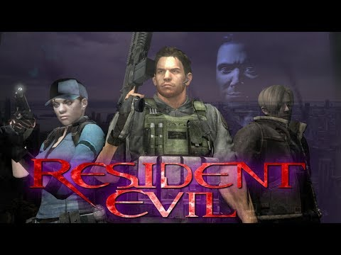 [SFM] Resident Evil: Vendetta - Full Movie